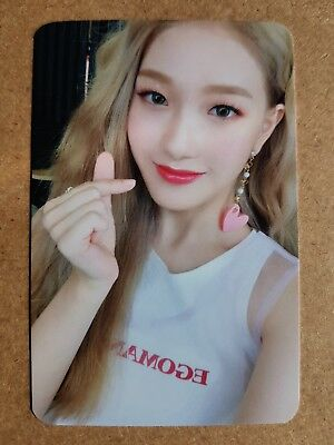 FROMIS_9 SEOYEON #1 Official PHOTOCARD [FROM.9] Special Single Album FROMIS9