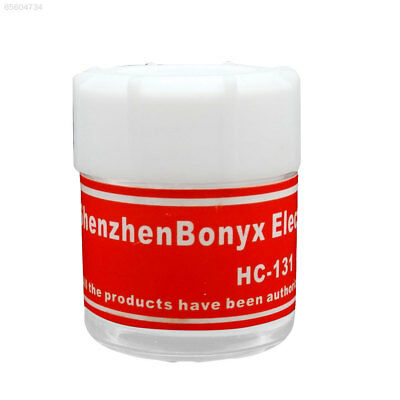 5356 CPU Thermal Heat Conductive Silicon Paste Heat Sink Cooling Paste White 10g