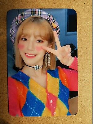 FROMIS_9 JIHEON #2 Official PHOTOCARD [FROM.9] Special Single Album FROMIS9
