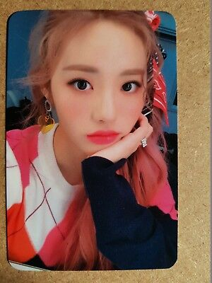 FROMIS_9 JIWON #2 Official PHOTOCARD [FROM.9] Special Single Album FROMIS9