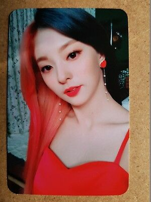 FROMIS_9 NAGYUNG #2 Official PHOTOCARD [FROM.9] Special Single Album FROMIS9