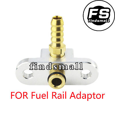 Fuel Pressure Regulator Fuel Rail Adaptor For Subaru Impreza 00-07 WRX/STi USA