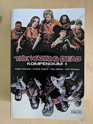 The Walking Dead Kompendium 1, wie neu!