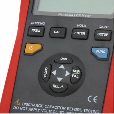 UNI-T UT612 USB Interface 20000 Counts Multimeter with Inductance Frequency RT