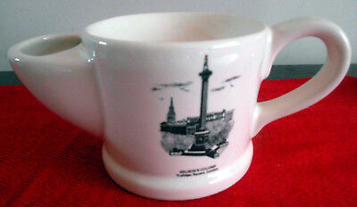 Wade Shaving Mug Vintage Nelson's Column Trafalgar Square London