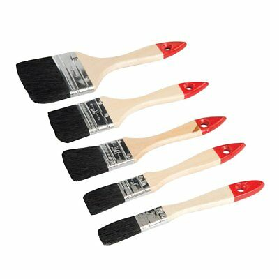 Silverline 244979 Disposable Utility Brushes 5 Piece Set
