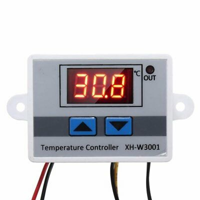 XH-W3001 Digital Display LED Temperature Controller Thermostat Control Switch RT