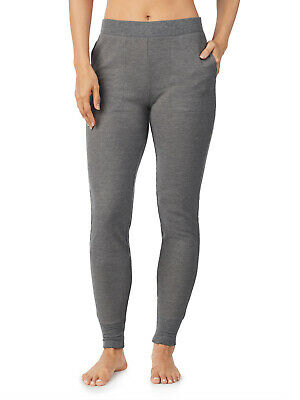 Cuddl Duds Women's Stretch Waffle Knit Thermal Long Underwear Leggings- 3 Colors