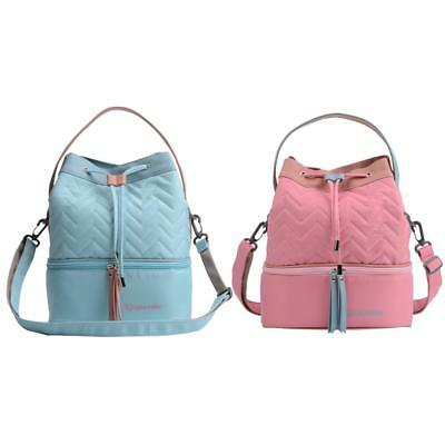 Portable Travel Baby Milk Bottle Feeding Warmers Thermal Bag Insulated Backpack