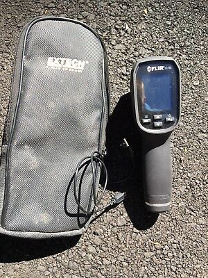 FLIR Spot Thermal Camera - Compact & Durable w/ Internal Storage TG165