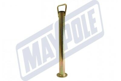 Standard Duty Prop Stand With Handle 600 X 42Mm Trailer Genuine Maypole Mp49101