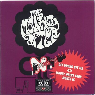 """7"""" 45 The Mourning After – Get Wrong Off Me / Money Where Your Mouth Is"""