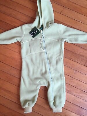 fc165f449 LL BEAN INFANTS  Hi-Loft Fleece Snowsuit 3-6 months -  25.00