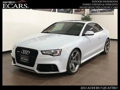 2013 audi rs 5 coupe with navigation r s 5 owners manual set o977 rh picclick com 2013 audi rs5 owners manual 2013 audi s5 owners manual pdf
