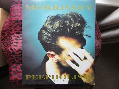 """Colectable book """"Into the art of Morrissey Peepholism"""" by Jo Slee"""