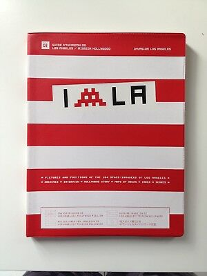 Livre I INVADE L A Invasion of Los Angeles by Invader Street Art Book Guide 02