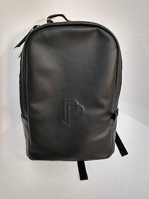 Adidas Paul Pogba Backpack 100% Leather Very Limited Edition CW6966 Black 0a1012b6b68f6
