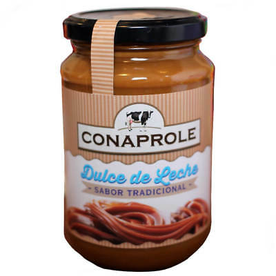 Dulce de leche Conaprole 450g glass jar - Produced in Spain
