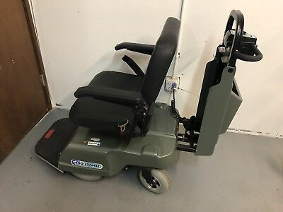 ERGO Express Motorized Patient Mobility Chair - WORKING, NICE