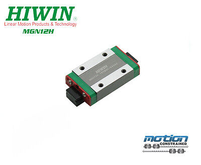 Neuf Hiwin MGN12H Long Bloc /MGN12 Séries/12mm/3D Imprimante