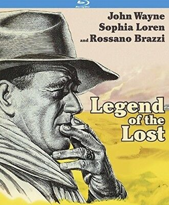 Legend Of The Lost (1957) 738329225926 (Blu-ray Used Very Good)