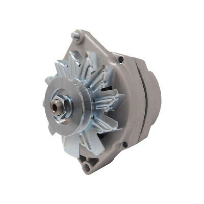New Alternator For 10SI Delco 1 Wire Hookup 40 AMP 24 Volt Case John Deere