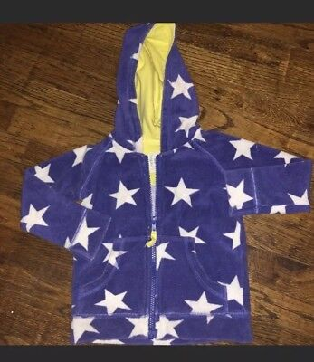 Mini Boden Star Towling Zip Up 2/3