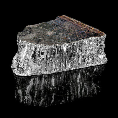 1KG Bismuth Metal Ingot 99.99% Pure Crystal for Making Crystals/Fishing Lures