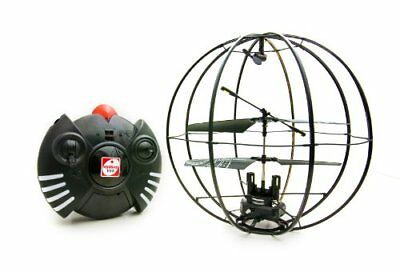 New Kyosho Space Ball Remote control RC flying sphere gyroscope Black Japan F/S