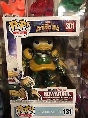 Figurine Marvel Contest of Champions Howard the Duck Oversized Pop 15cm