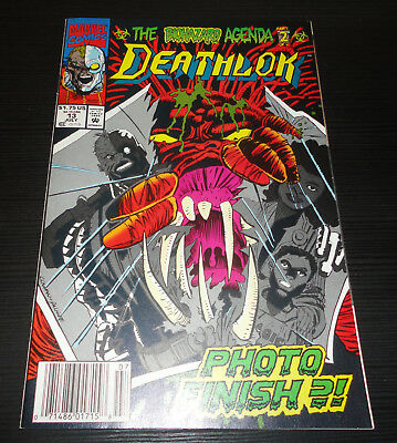 Deathlok (1991 1st Series) Issue #13 Very Fine Condition