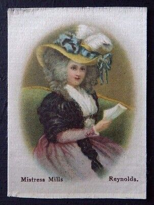 MISTRESS MILLS by REYNOLDS Superior Quality Silk issued in 1912