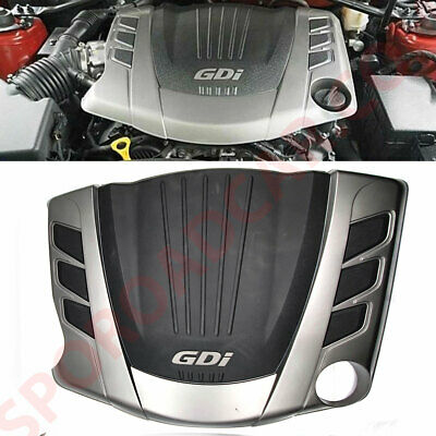 Engine Cover kit 3.8 DOHC GDI OEM Parts for Hyundai 2013- Genesis Coupe FL