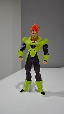 Dragon Ball Z Hg 5 Androide 16 Gashapon Bandai Figure Android