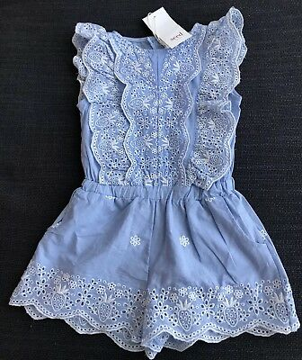 Seed Heritage Girls Jumpsuit Size 6 Years RRP$59.95