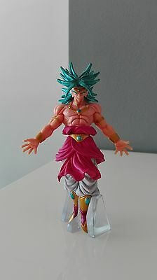 Dragon Ball Z Hg 21 Broly Gashapon Bandai Figure