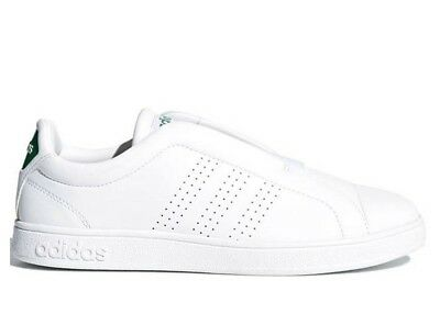 huge selection of f9358 b3500 Adidas ADVANTAGE ADAPT DB0108 Bianco Scarpe Donna Sneakers Sportive