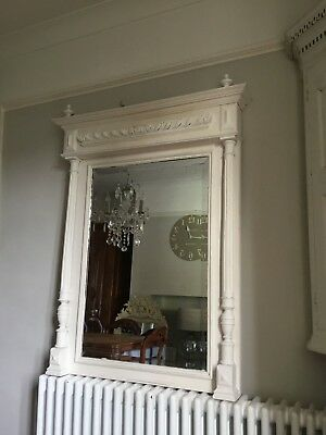 Stunning French Antique Henri Style Mirror - Free Delivery!!