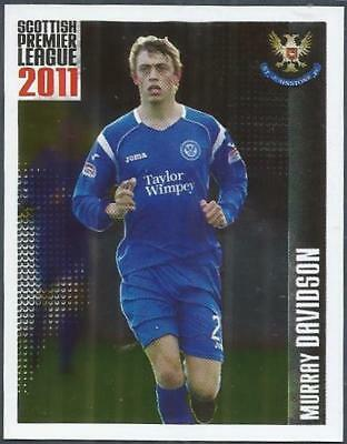 #179-GRETNA-PAUL MURRAY PANINI SCOTTISH PREMIER LEAGUE 2008