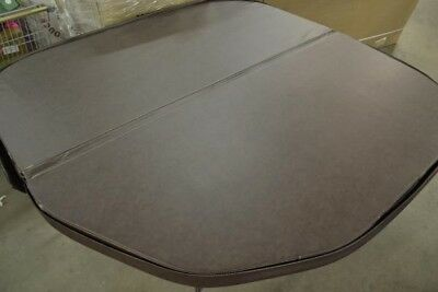 American Hydrotherapy Systems 75 x 75 Sq/Cut Chestnut Hot Tub Cover