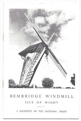 BEMBRIDGE WINDMILL Isle of Wight 16 page Guide Book