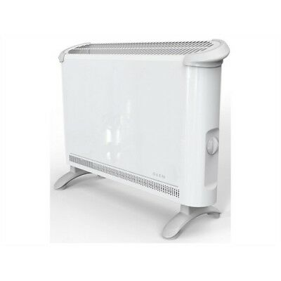 Glen G2TN Convector Heater with Thermostat 2KW