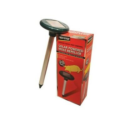 Pest-Stop Systems PS7500S Solar Powered Mole Repeller