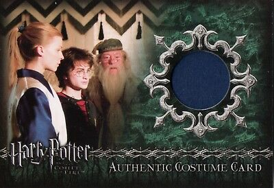 Harry Potter & The Goblet Of Fire, Authentic Costume Card C10 #0021/1025