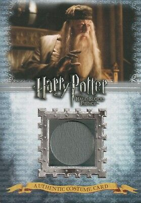 Harry Potter & The Half Blood Prince, Authentic Costume Card C7 #276/500