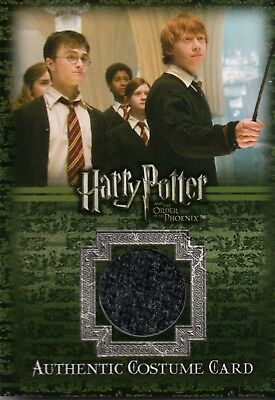 Harry Potter & The Order of The Phoenix, Costume Card C9 095/550