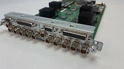 Grass Valley Summit K2 Server input output card 771-0359-00