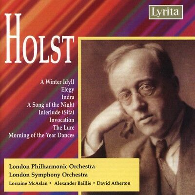 LSO - Holst: A Winter Idyll; Elegy; Indra; A Song of the Night; Etc.