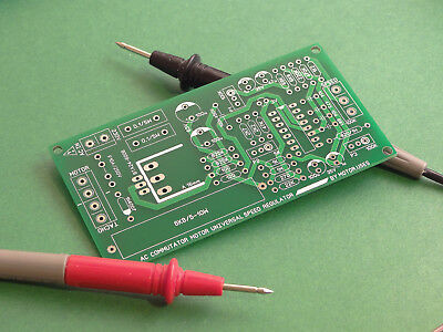 Upgraded TDA1085C controller ONLY PCB DIY. 100*52mm 1pc