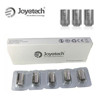Authentic Joyetech1 Ego AIO Coils - Coil Charger Cubis - 0.5/0.6/1.0/1.5 ohm